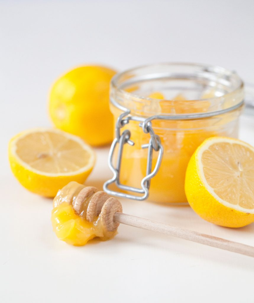 Lemon curd recept