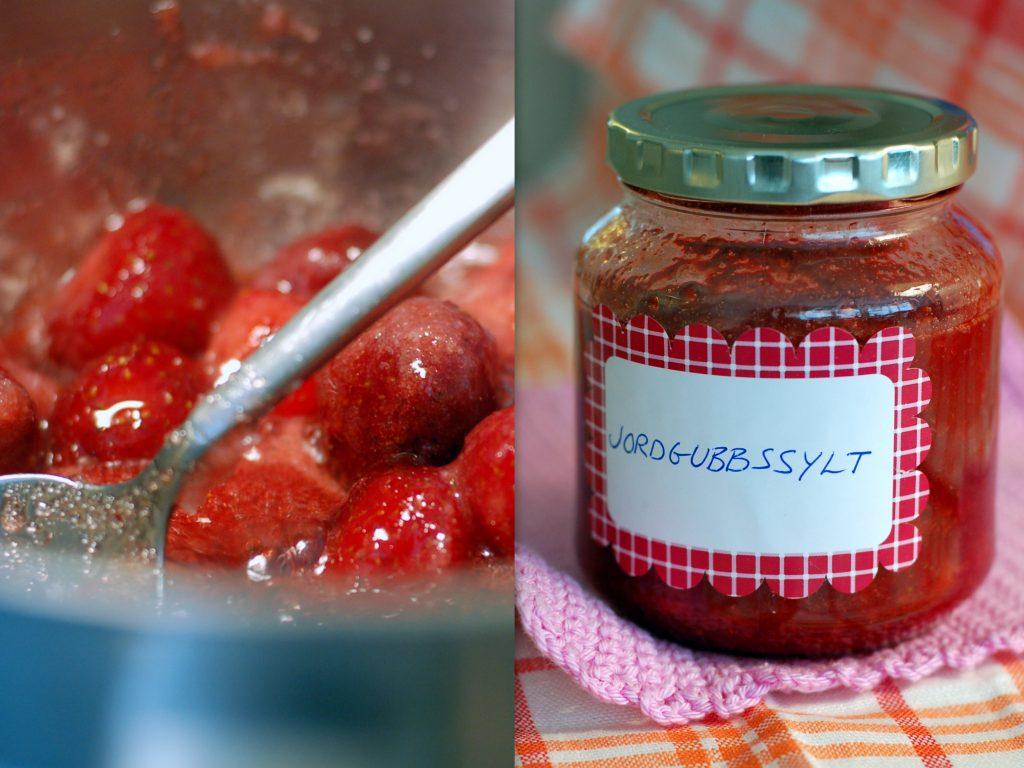jordgubbssylt