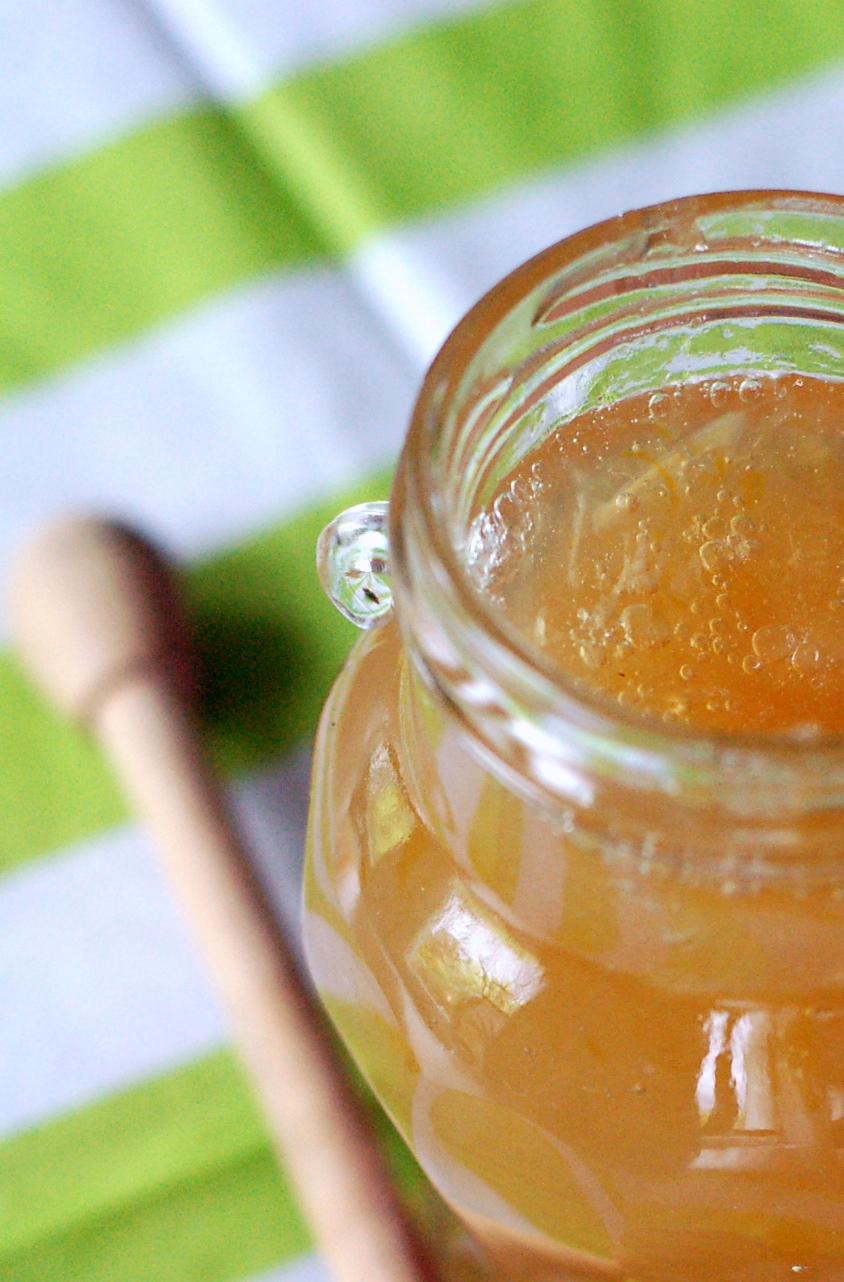 Recept på marmelad från söta saker