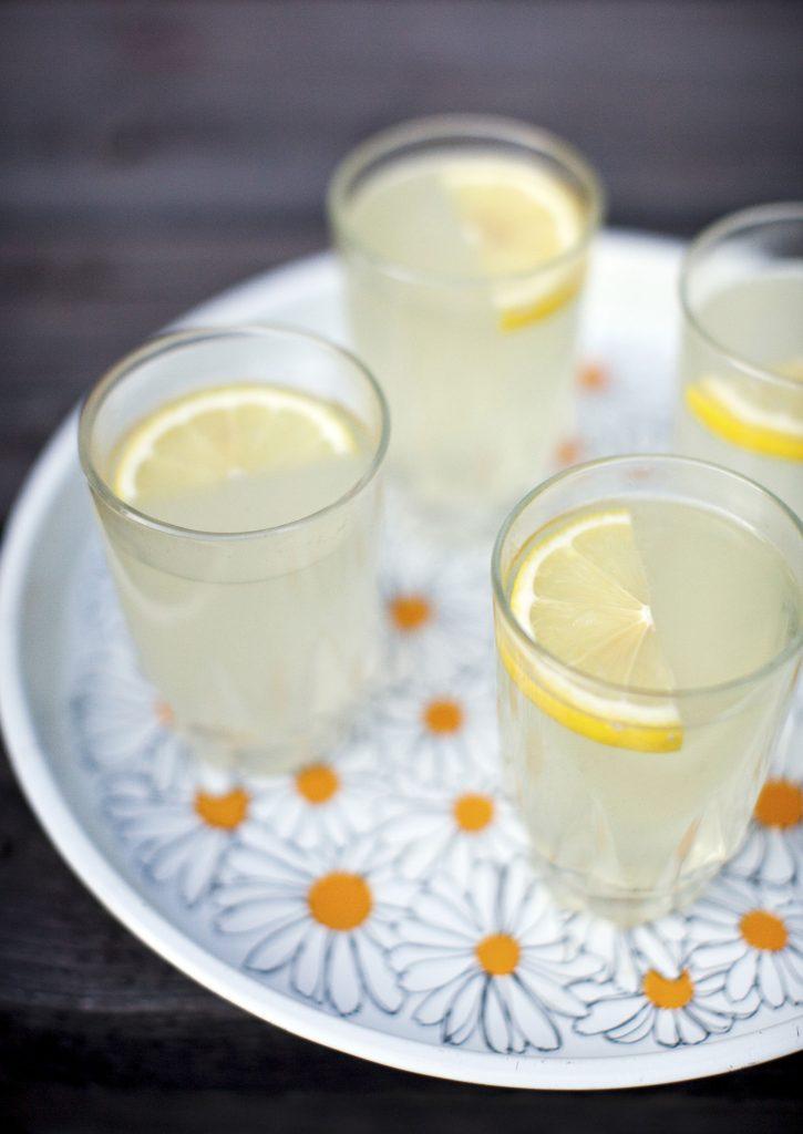 Färskpressad lemonad