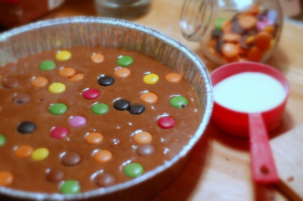 mjölkchokladkaka
