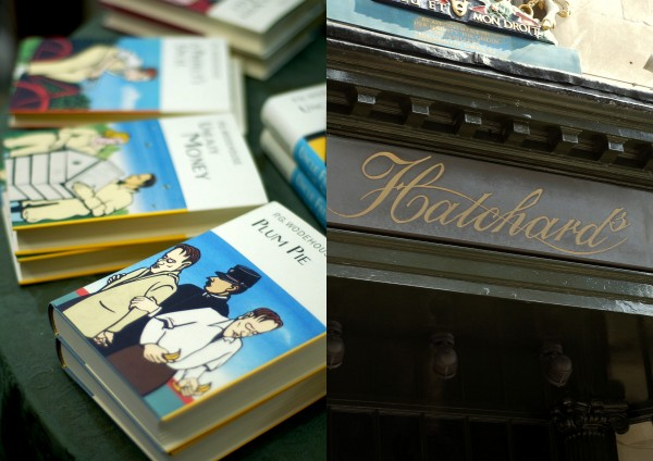 hatchards 600x424 En liten guide till London