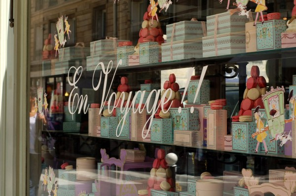 laduree 600x397 En liten guide till Paris