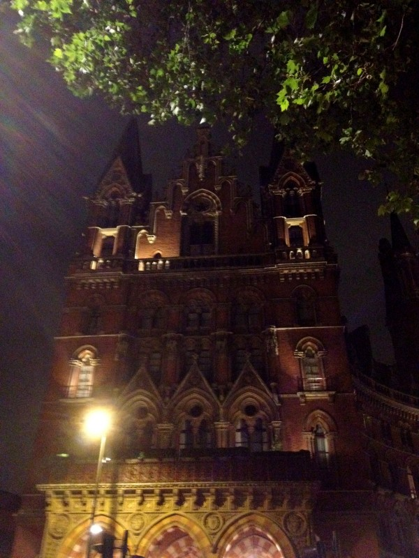 stpancras 600x800 En liten guide till London