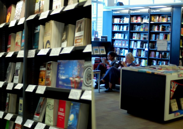 waterstones 600x424 En liten guide till London