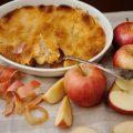 Moster Gunillas äppelpaj