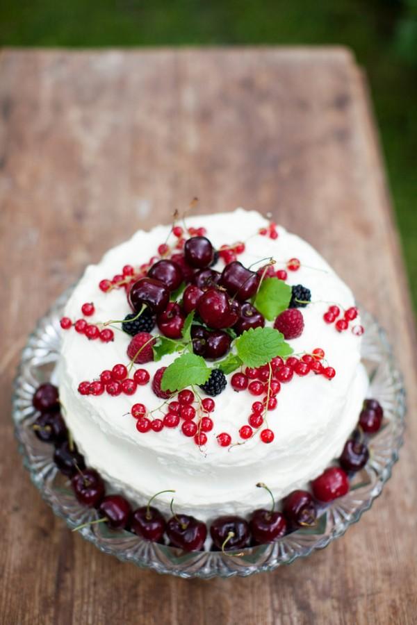 Midsommartårta recept