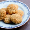 Glutenfria småkakor mandelkakor