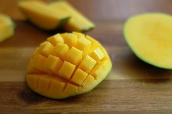 Hur äta mango