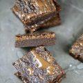 brownies med två ingredienser