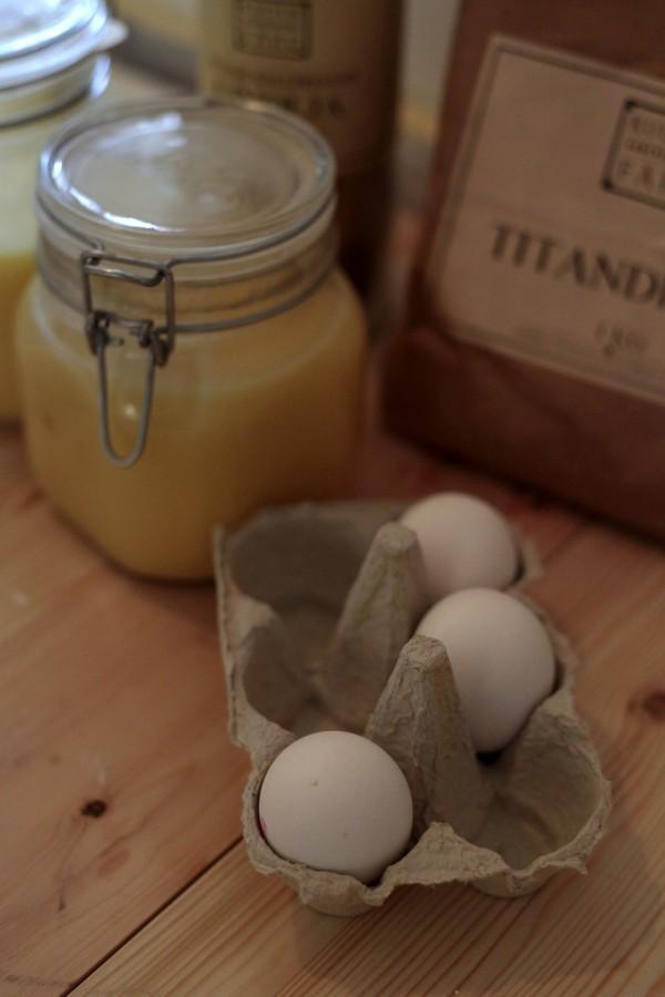 Recept på äggtempera