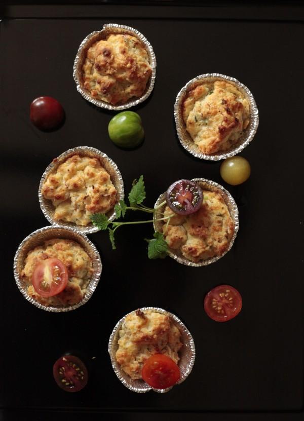 Recept på matmuffins