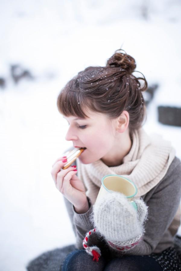 Kalla dagar och varma drycker