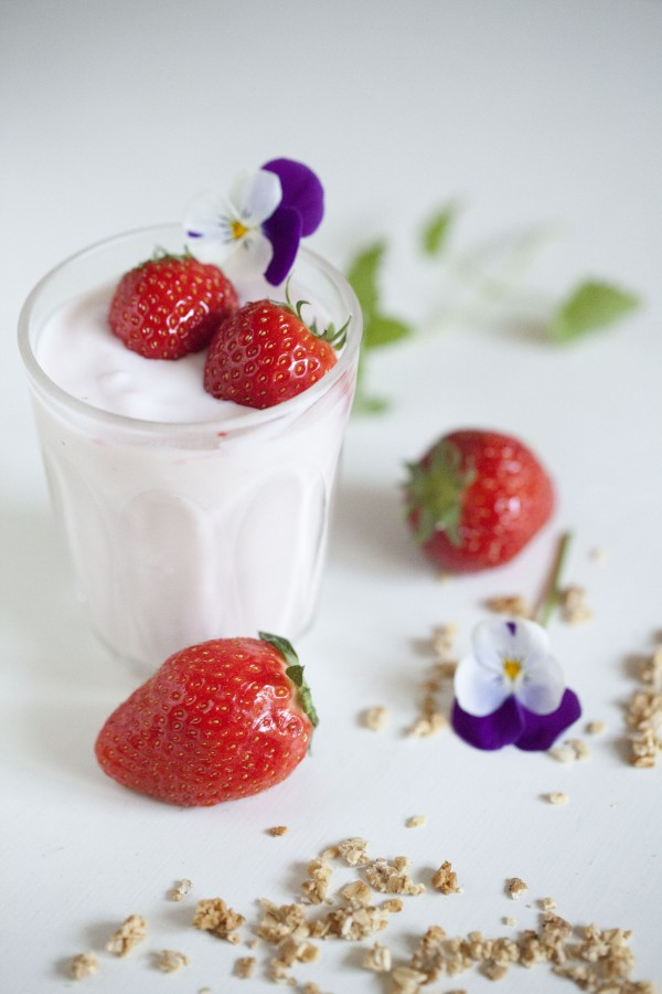 Fruktyoghurt utan socker