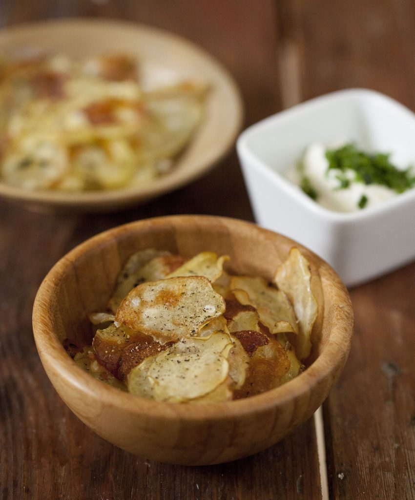 hemmagjorda chips
