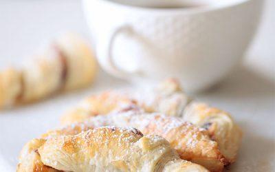 croissanter på en kvart