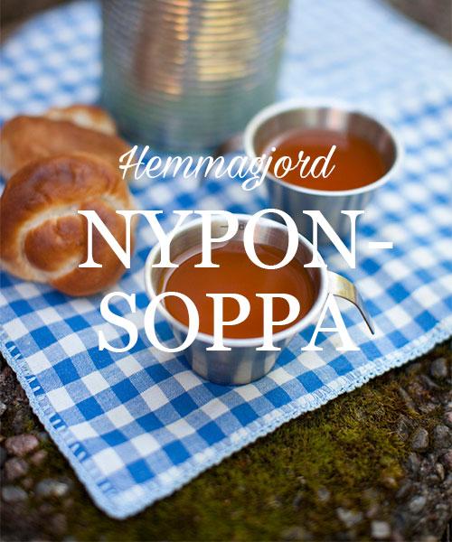 nyponsoppa