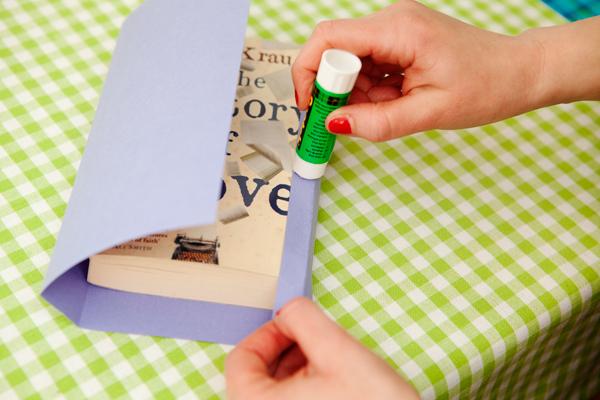 Tillverka egna papperspåsar!