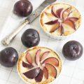 Recept på glutenfri paj med plommon