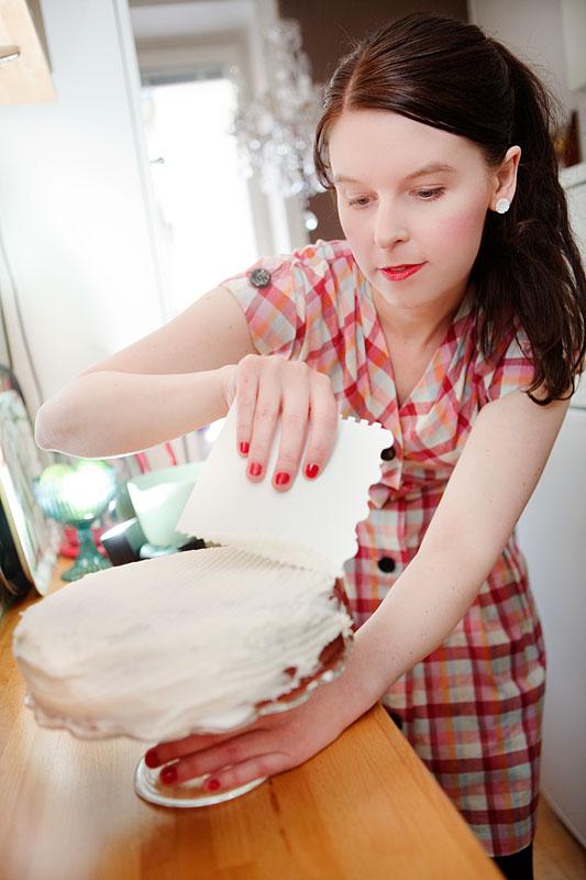 enkel frosting med cream cheese