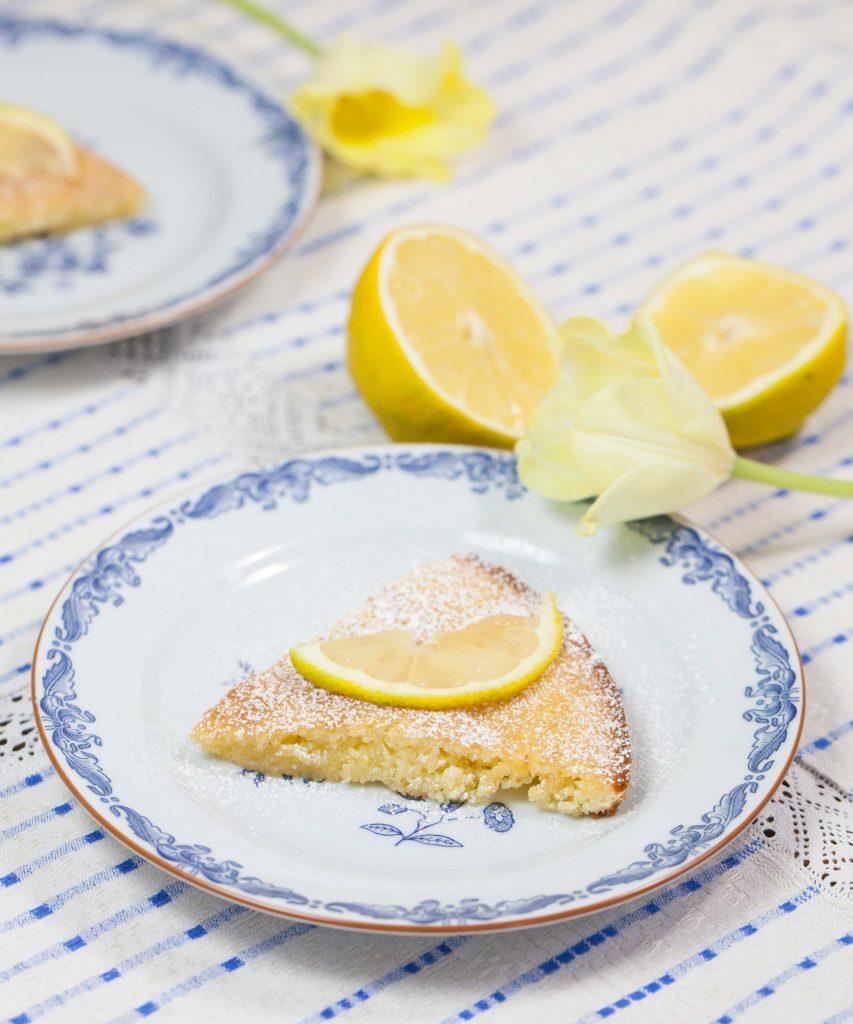 Citronkladdkaka recept