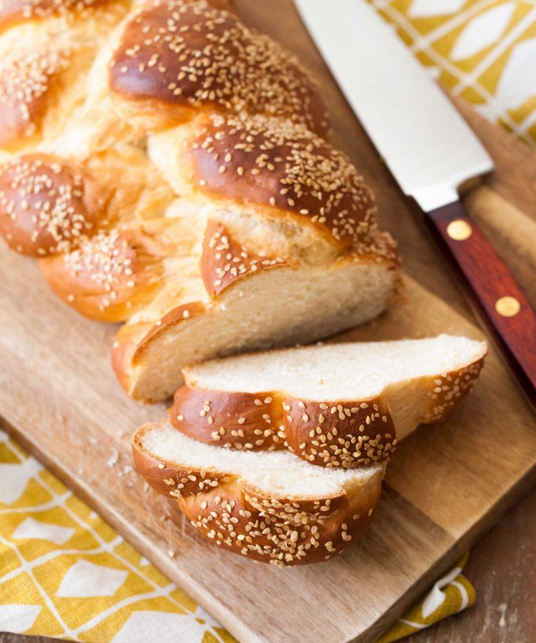 Challeh challah recept