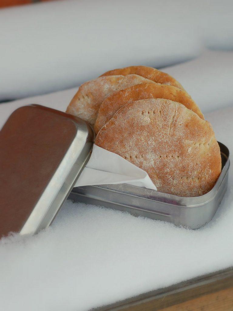 Grötbröd recept på bröd av havregrynsgröt