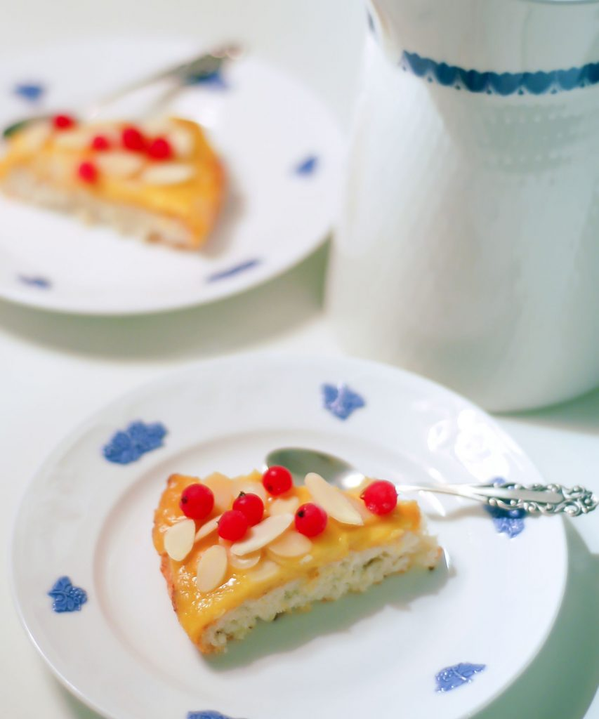 glutenfri tårta recept