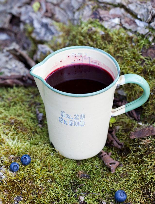 blåbärssoppa recept