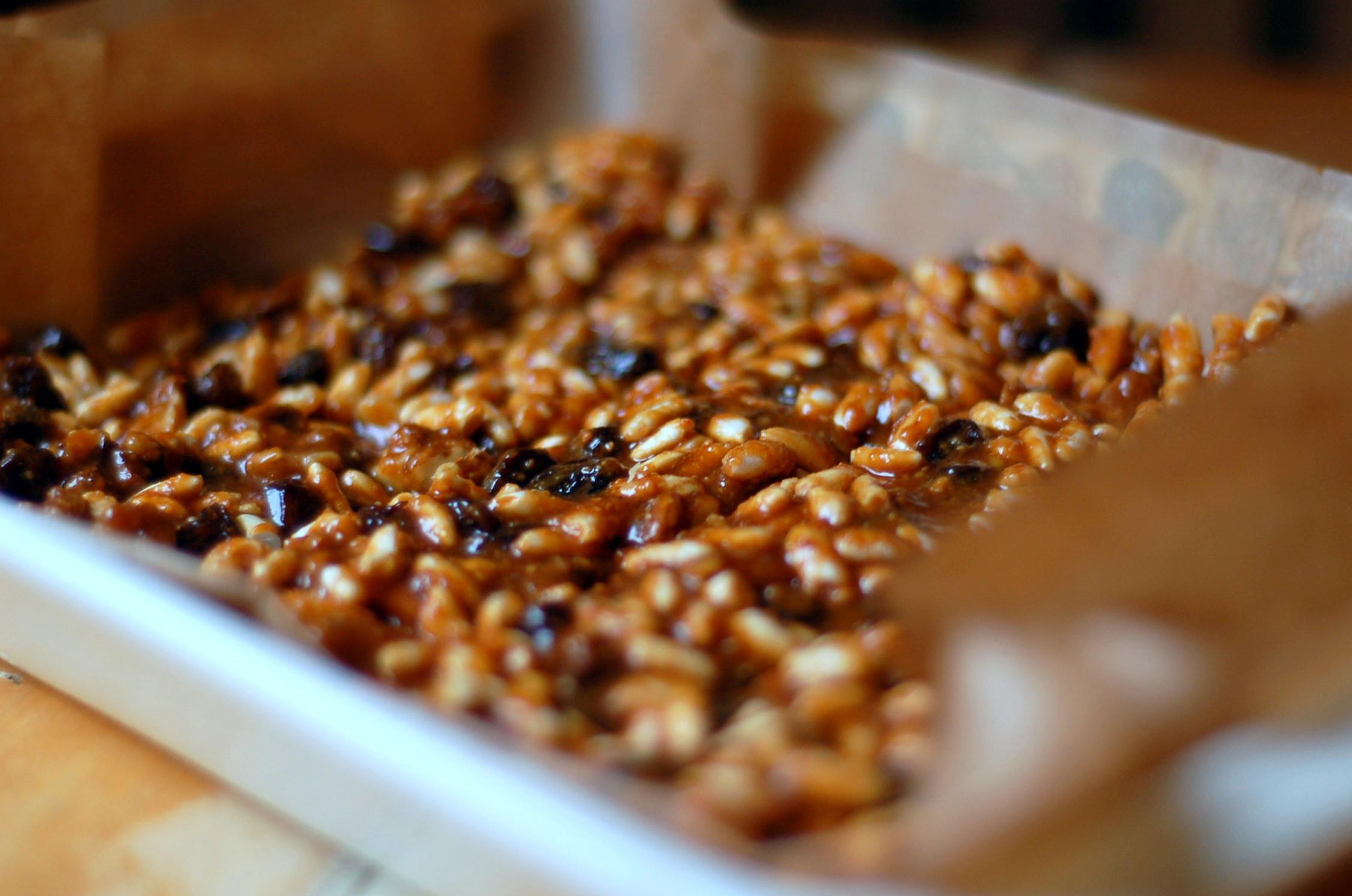 nyttiga recept med jordnötssmör