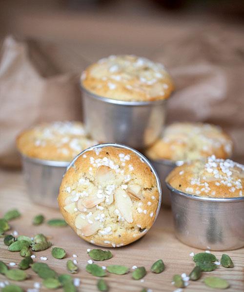 recept på muffins och cupcakes