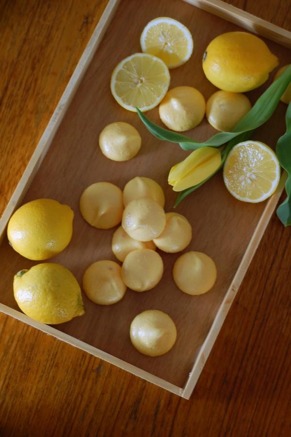 maränger med citron
