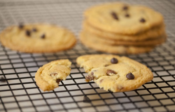 Recept på chocolate chip cookies