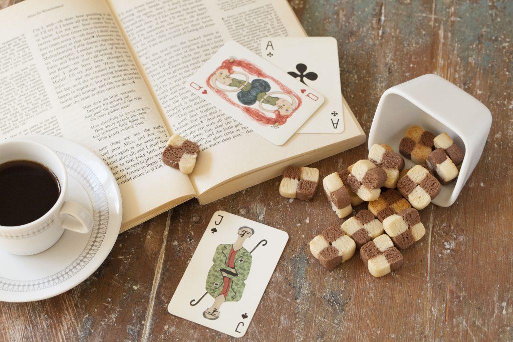 Schackrutor mördeg