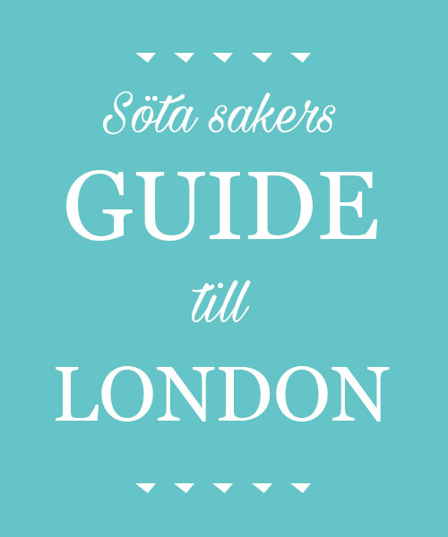 Guide till London restips