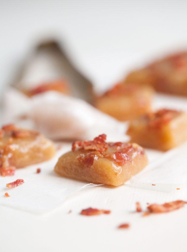 Recept på baconkola – smörkola med bacon från Söta saker