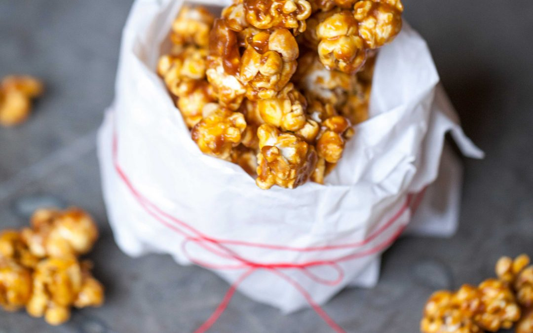 Karamellpopcorn – Caramel corn