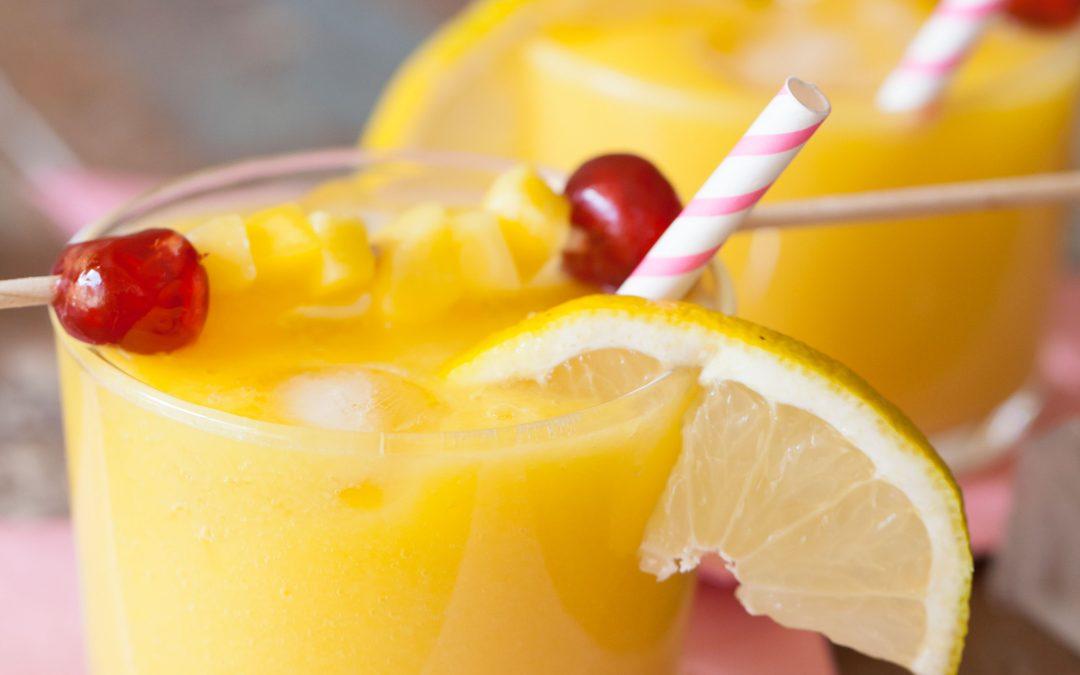 Mangolemonad (Mango lemonade)